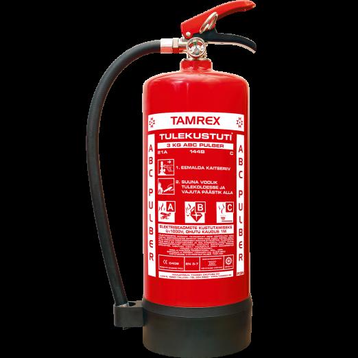 tamrex-tulekustuti-väikelaeva-varustus