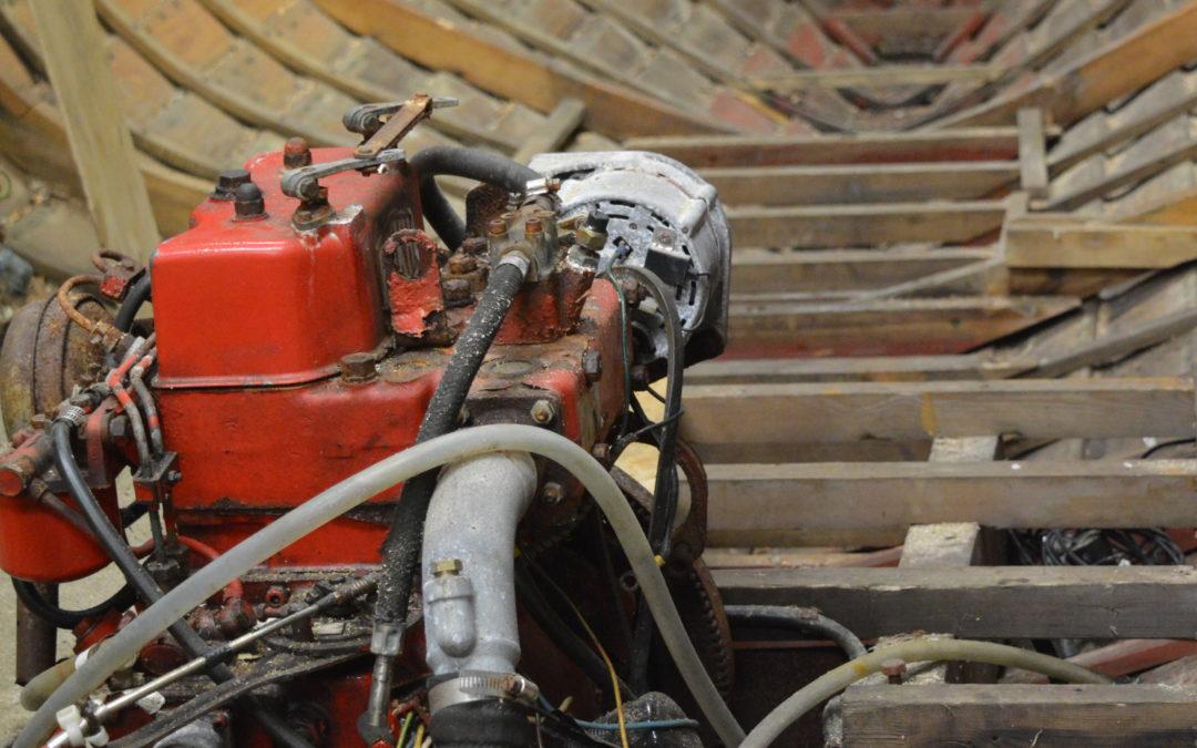Väikelaeva remont ja hooldus – üldiselt