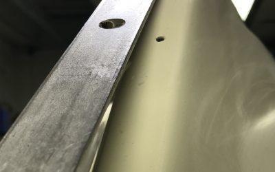 Kaitse sinu paadile – roostevabast terasest kiilu kaitse